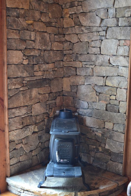 corner stove w rock backdrop - Best 25+ Wood Stove Hearth Ideas On Pinterest Wood Stove Decor