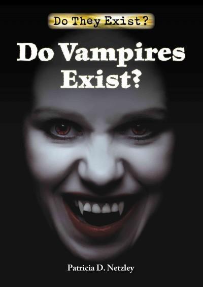 Do Vampires Exist?