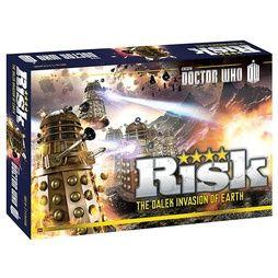 Risk Doctor Who - Brädspel