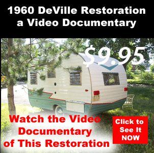 The Complete Vintage Travel Trailer Restoration Manual