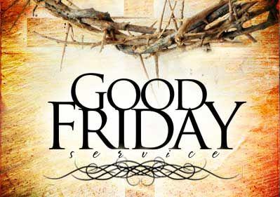 Happy Good Friday! - http://www.cheesecutterscorner.com/happy-good-friday/