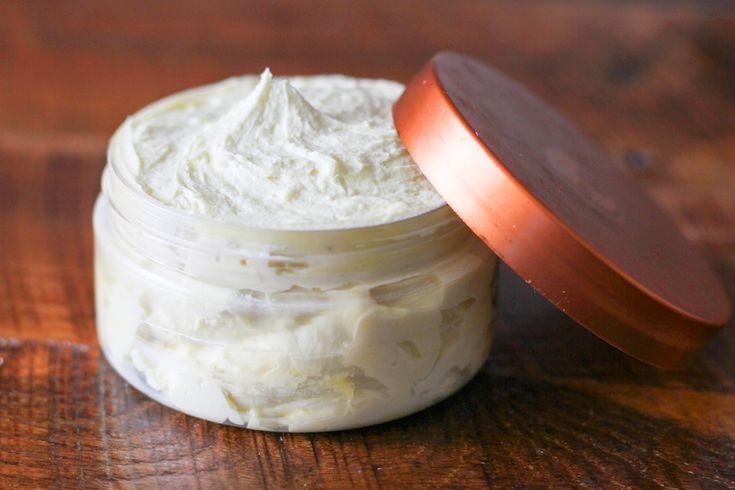 How to Make Your Own Whipped Body Butter