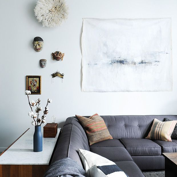 Tour A Global Vancouver Loft Inspired By World Travels