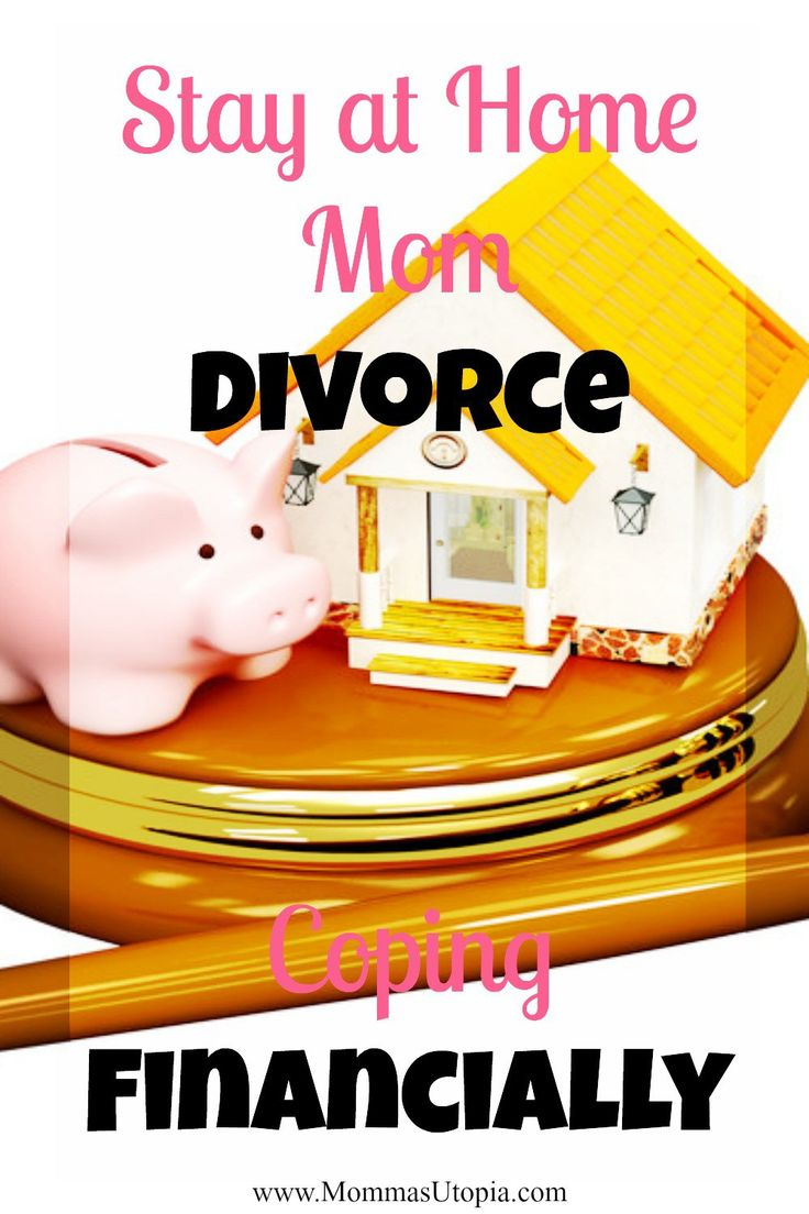 If you are dealing with a stay at home mom divorce, you need to know what your financial options are. Get advice on how to deal with these financial times.
