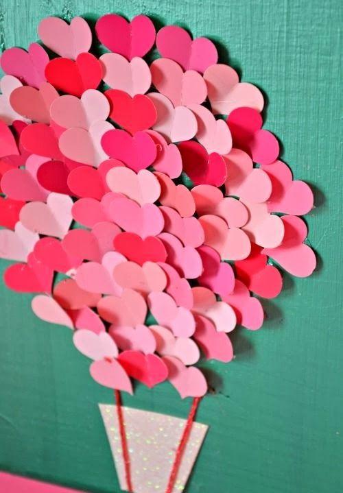50 Creative Valentine Day Crafts for Kids | Valentine Crafts for kids