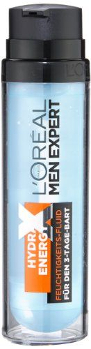 L'Oréal Men Expert Hydra Energy Feuchtigkeits-Fluid für den 3-Tage-Bart, 50 ml | Your #1 Source for Beauty Products