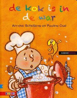de kok is in de war - Anneke Scholtens