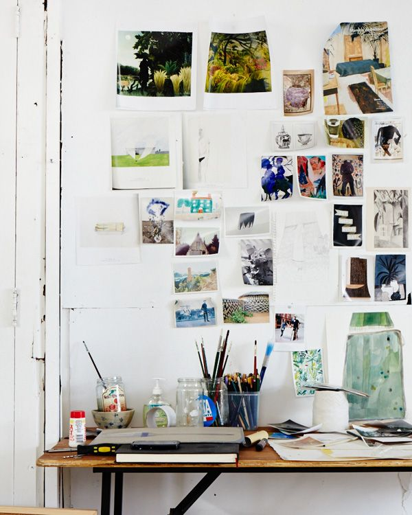 Desk inspiration.