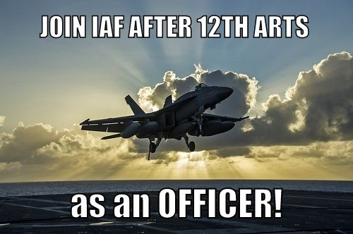 Completed 12th Arts stream schooling? Want to become an IAF Officer? Check out ways to join IAF as an Officer.