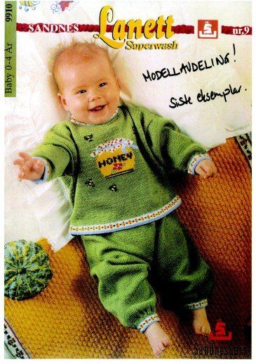 9910 Lanett Baby 0-4 år