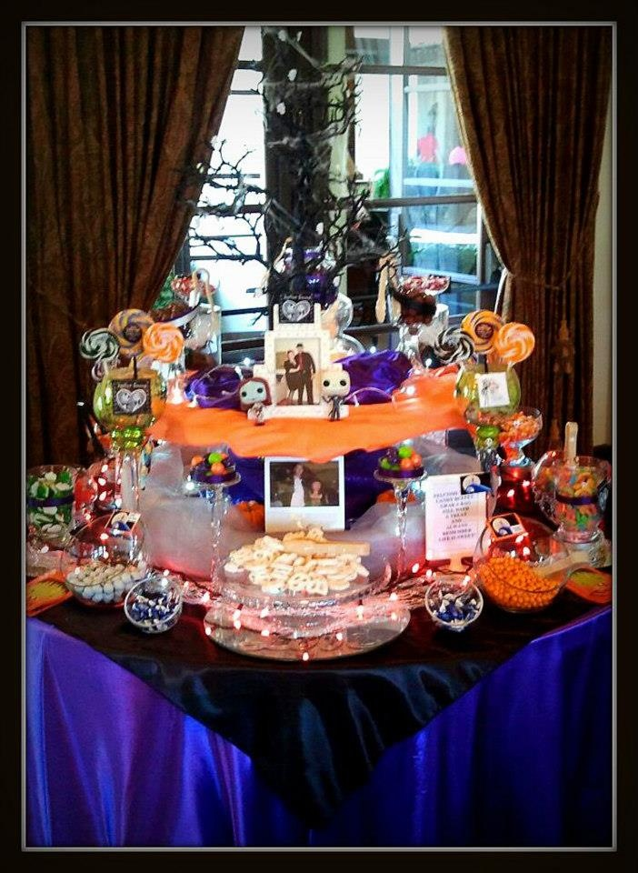 nightmare before christmas san diego candy buffets san. Black Bedroom Furniture Sets. Home Design Ideas