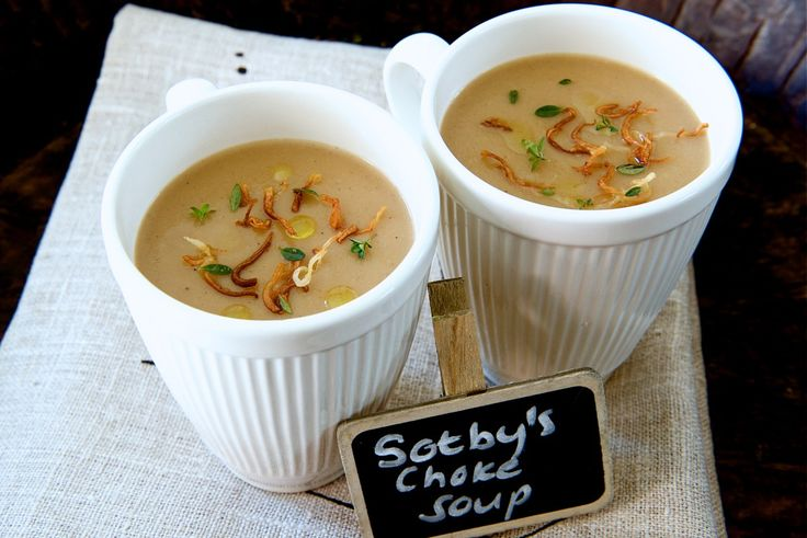 A cup of sunchoke soup is enough to kiss the winter blues away. This recipe is dedicated to a dear friend of mine, Abigail from Sotby in Lincolnshire. Her father, Mr Lawson, is a farmer who grows J…
