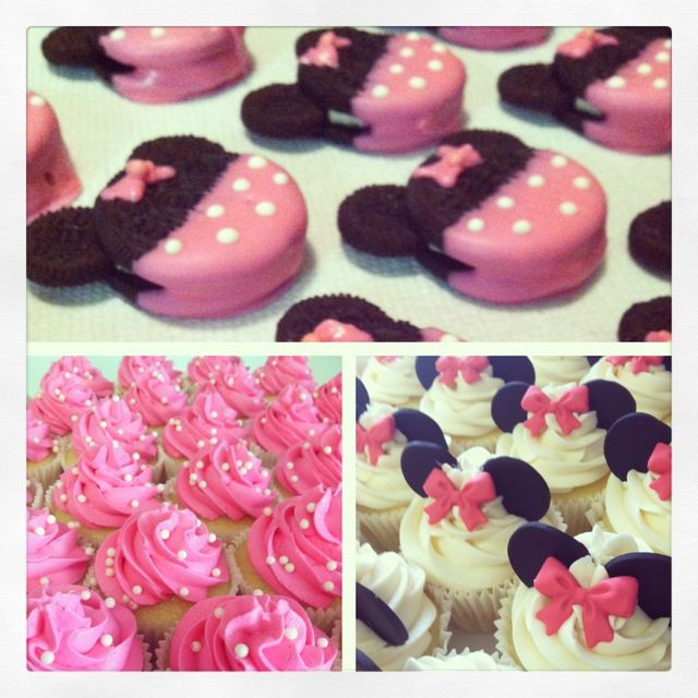 """Photo 22 of 38: Minnie Mouse / Birthday """"Emma's Minnie Mouse 4th Birthday""""   Catch My Party"""