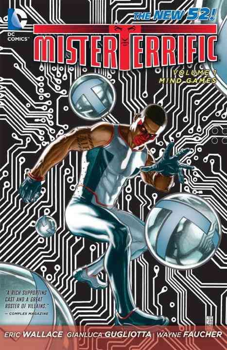 DC Comics Mister Terrific 1: Mind Games