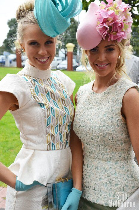 Melbourne Cup | Race day fashion | Races fashion, Race day ...