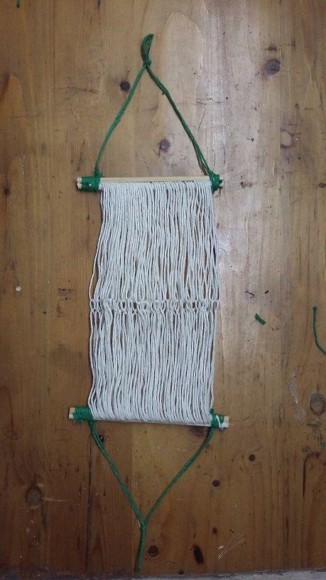 Cara Membuat Karap ( Heddle Loom ) #AlatTenun