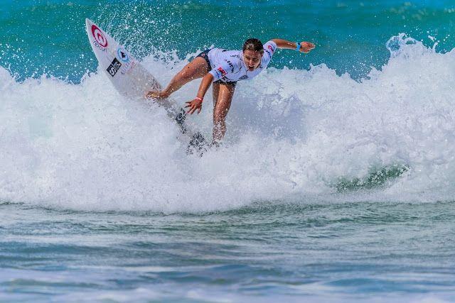 Airwalk Lacanau Pro Junior 2015 Ariane Ochoa #surf #surfphotographer #surfing