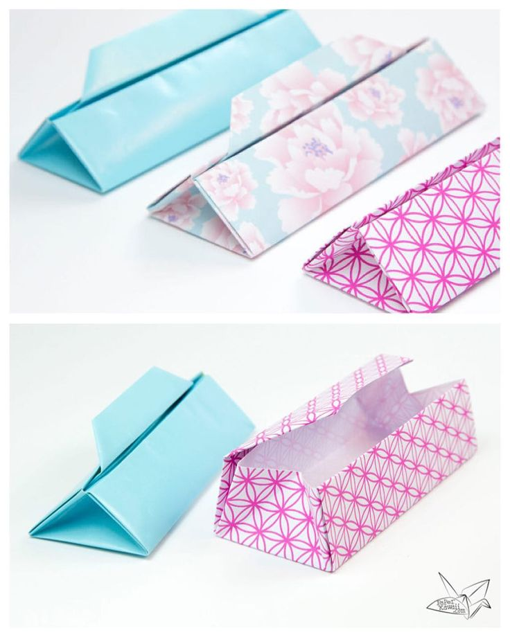 286 best crafts origami papers images on pinterest