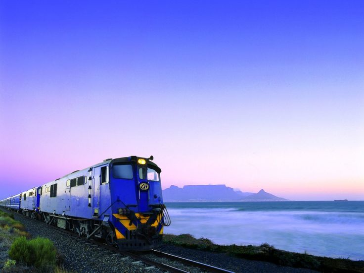 south african blue train