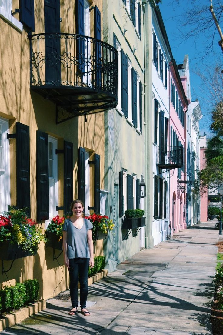 Five must-dos in Charleston