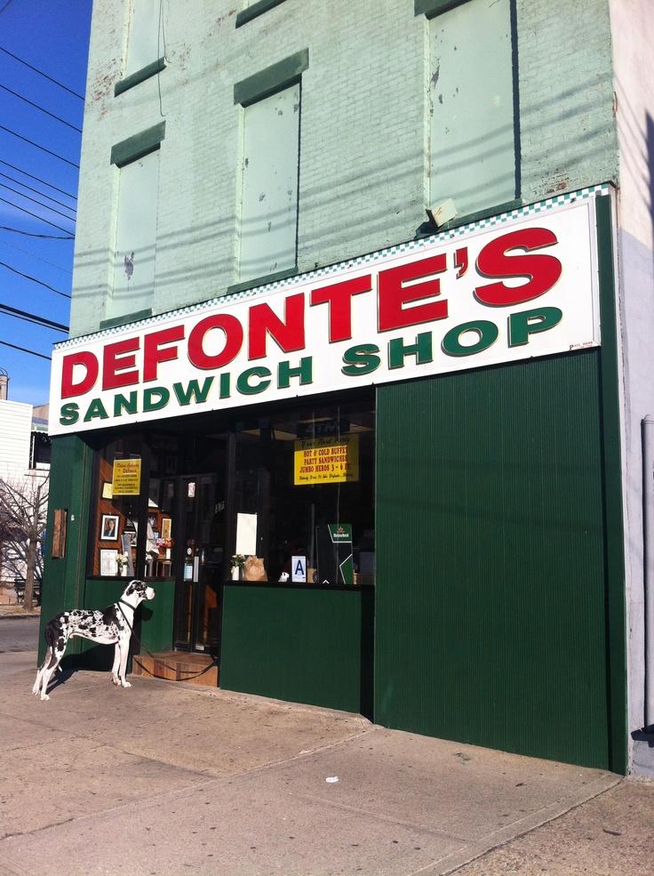 Defonte's (Red Hook, Brooklyn)