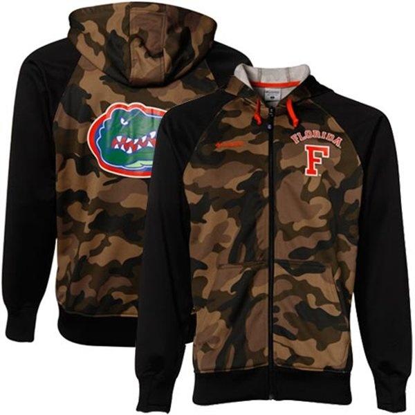 Columbia Florida Gators Camo Hoodie