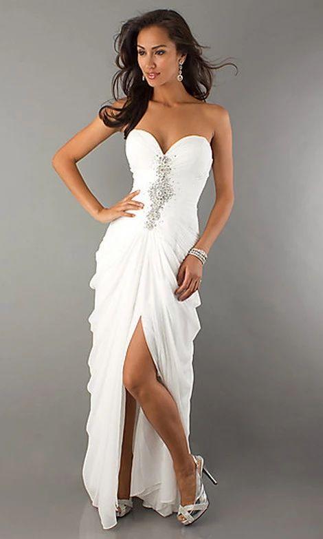 Immagine: Collezioni abbigliamento donna abiti eleganti da uomo - modelli di ...