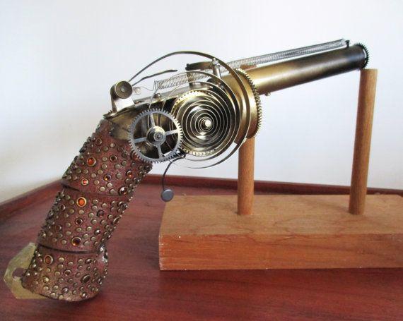 Steampunk Waffe Piraten Pistole Victorian Cosplay von KopfTraeume