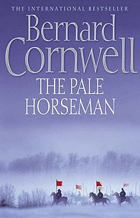 The Pale Horseman is a novel by Bernard Cornwell, based in 9th Century Wessex and Cornwall, and is the second book in his The Saxon Stories series. The book is the sequel to The Last Kingdom, and starts where that tale left off. Lord Uhtred of Bebbanburg arrives at King Alfred of Wessex's court to proclaim his victory over the Danish Chieftain, Ubba Lothbrokson, only to find that Ealdorman Odda the Younger of Defnascir has taken the glory for himself and been named leader of Alfred's…