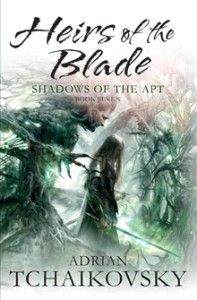 In February, the paperback edition of Heirs of the Blade, the seventh book in the Shadows of the Apt series, was published. The series has garnered a reputation for being highly original, and boasting a heady mix of colourful drama and action, with great characterisation.