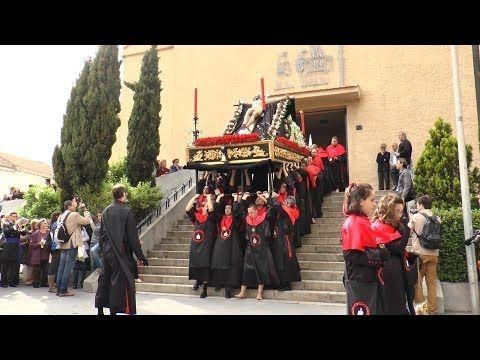 ▶ Semana Santa Salamanca 2014: Cristo de la Vela - YouTube
