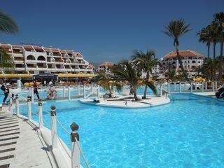 Apartm. Parque Santiago 3 oceaan   strand, verwarmd zwembad, WiFi, Terras