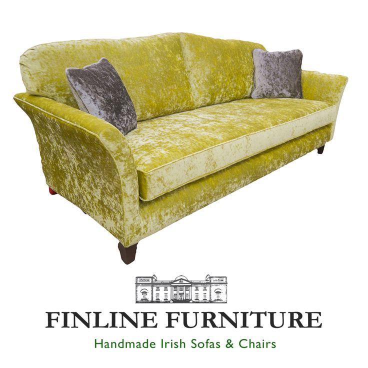Elisha Large Sofa Side in Senso Fabric