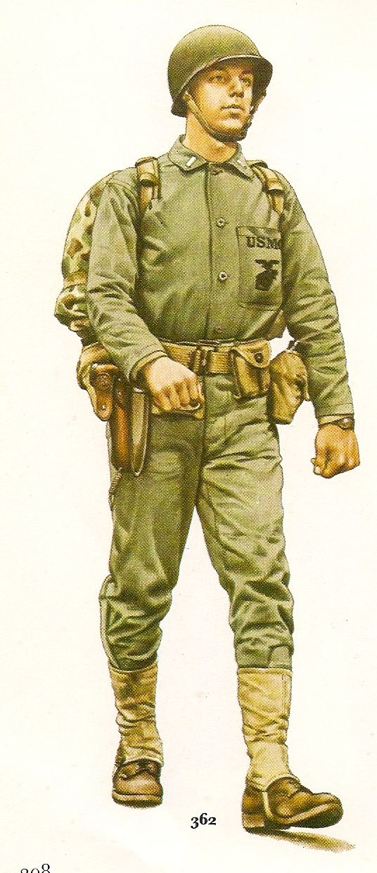 UMSC - Lieutenant, 1945. Pin by Paolo Marzioli