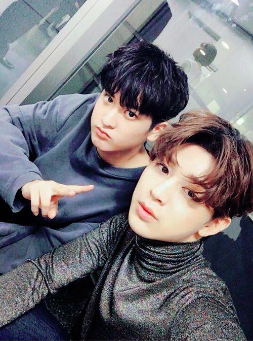 iKON CHANWOO & YUNHYEONG
