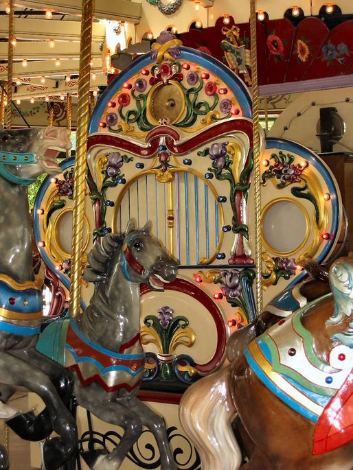 The Columbus Zoo Carousel Band Organ