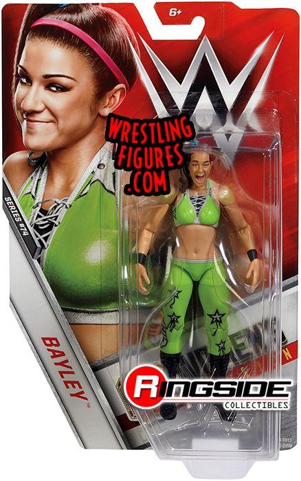 Bayley - WWE Series 74