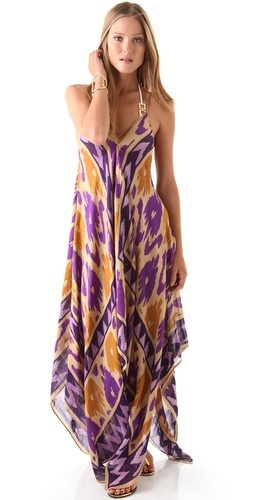 I want to live in this dress.: Cover Up, Summer Dresses, Maxi Dresses, Flowy Dresses, Ikat Scarf, Color, Beach Vacations