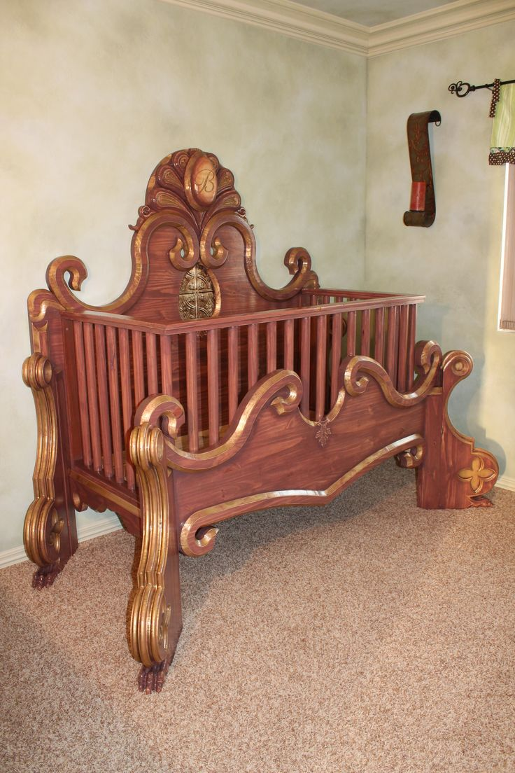 Best crib for tall baby - Baby Crib Complete 6 Tall Headboard 3 Tall Footboard And 80