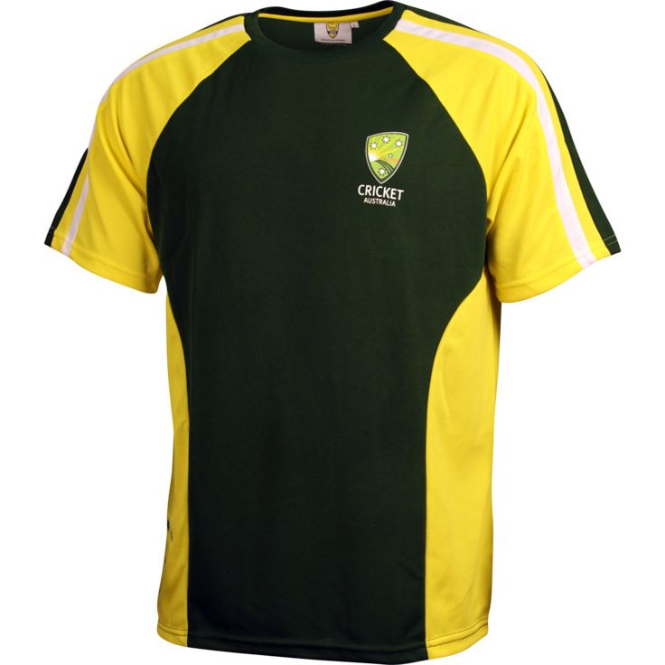 Cricket Australia Mens Yorker T-Shirt - Cricket Australia