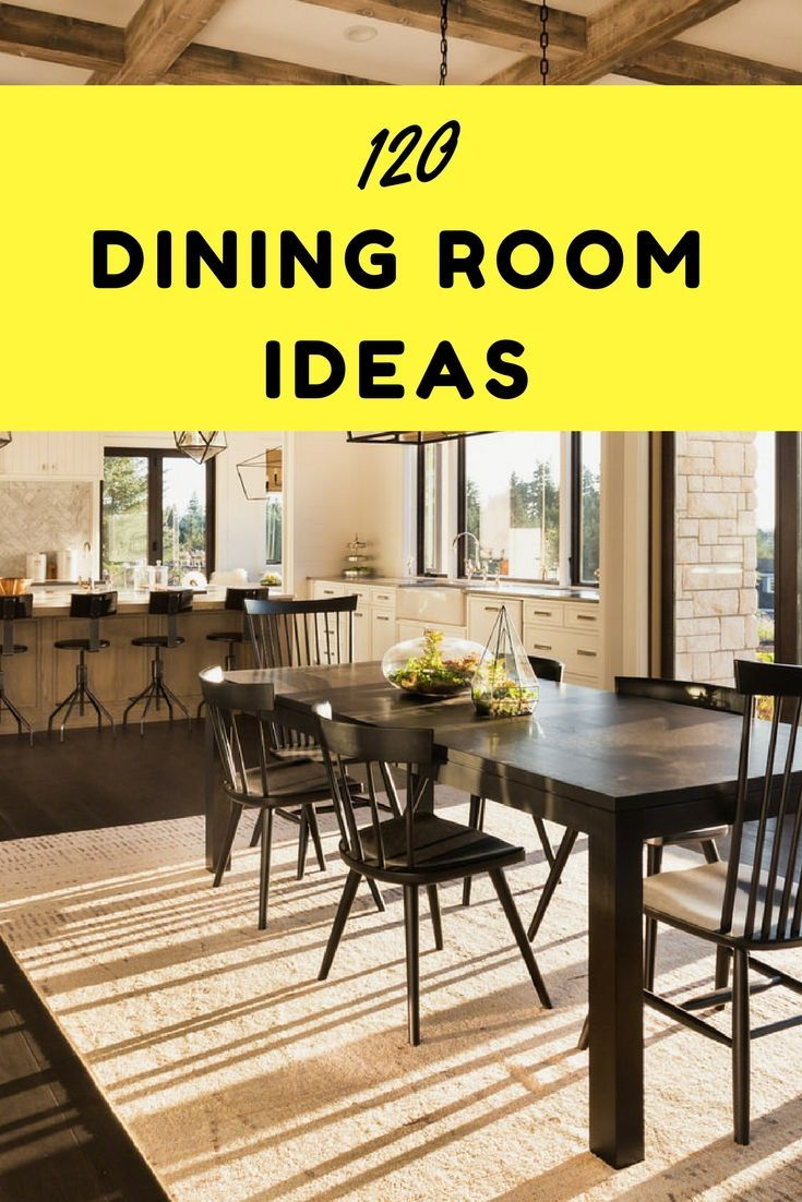 101 Dining Room Decor Ideas Photo Styles Colors And Sizes Dining Room Decor Dining Room Dining