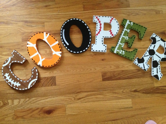 17 best ideas about paint wooden letters on pinterest painting wooden letters painted wood letters and wooden letter crafts