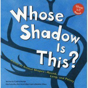 Kindergarten & Preschool for Parents & Teachers: What's that Shadow? Activities & Books