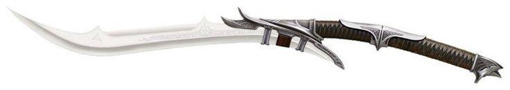 Mithrodin Sword - Decorative Fantasy Swords - Kit Rae Fantasy Art