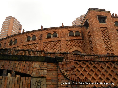 Bullfighting stadium, Bogota