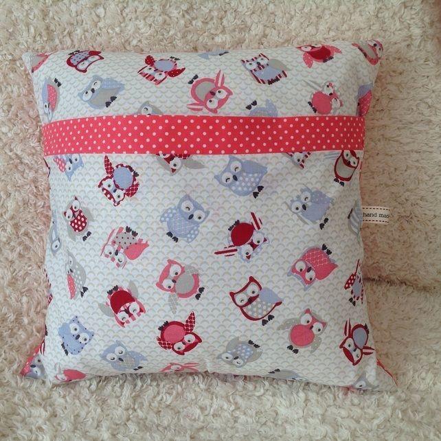 Children's Cushion £10.95
