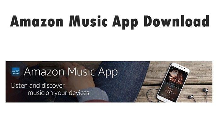 Amazon Music App download