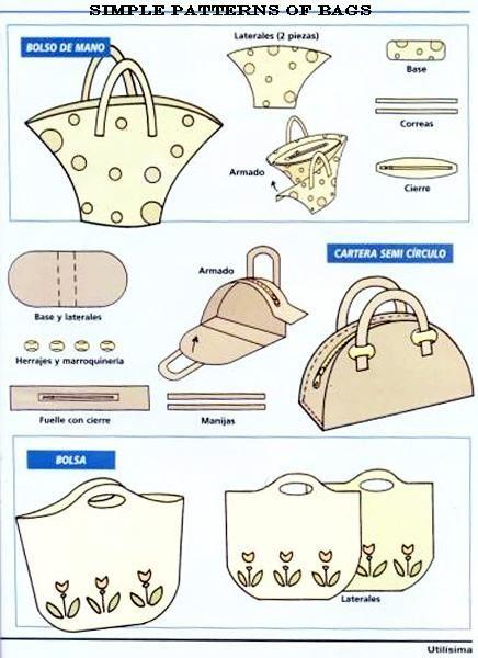 Bag pattern~Simple is always good~