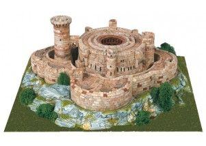 Castello di Bellver scala 1:350