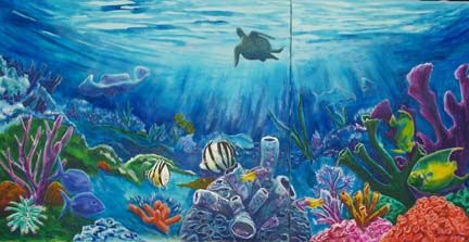I Love The Ocean And Find Great Depths Of Inspiration With